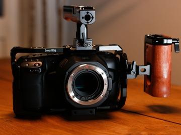 Lender: Blackmagic Pocket Cinema Camera 6K