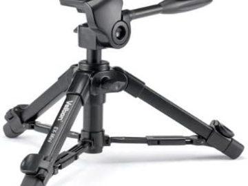 Lender: Mini Tripod - Kamera stativ Velbon EX Series EX-mini