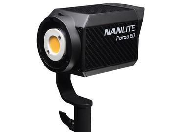 Lender: Nanlite Forza 60