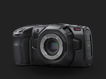 Udlejer: Blackmagic Pocket Cinema Camera 4K
