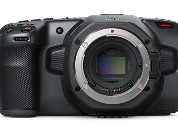 Lender: Blackmagic Pocket Cinema Camera 6K EF mount
