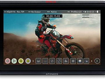 Verhuurder: Atomos Ninja V monitor/Prores recorder Pakke