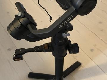 Verhuurder: DJI Ronin S m/Focus wheel + motor