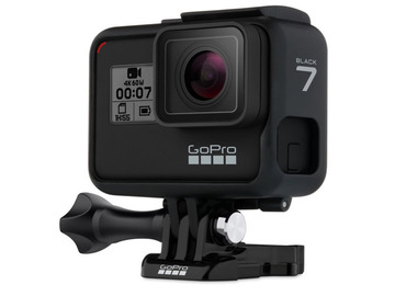 Lender: GoPro Hero 7 Black Go Pro Adventure Camera