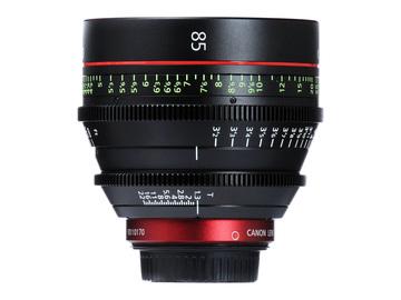Lender: Canon Cine Prime 85mm