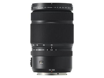 Lender: Fujifilm GF 45-100 f4 medium format lens
