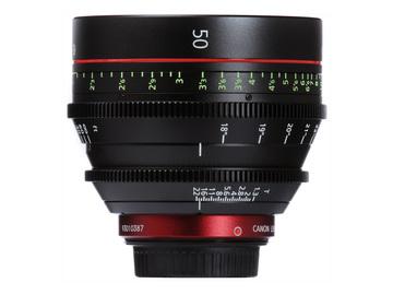 Lender: Canon Cine Prime 50mm