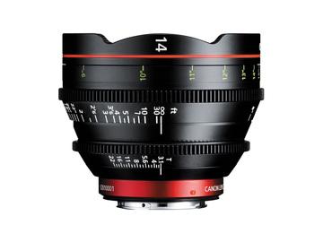 Lender: Canon Cine Prime 14mm