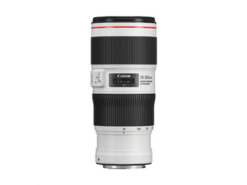 Lender: Canon EF 70-200mm F/4L IS II USM