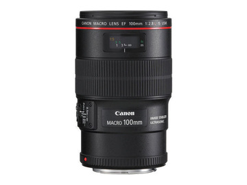 Lender: Canon EF 100mm f/2.8L IS USM Macro