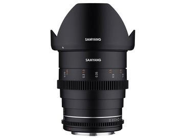 Verhuurder: Samyang VDSLR 24mm MK2