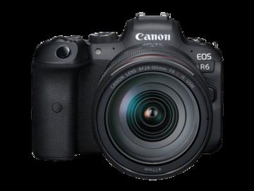 Lender: Canon EOS R6