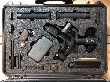 Lender: Ronin S + Focus Motor + 2nd Battery