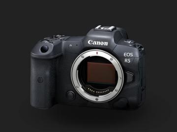 Lender: Canon EOS R5