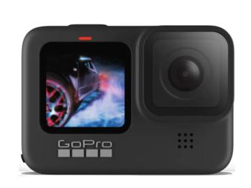 Lender: GoPro hero9 Black