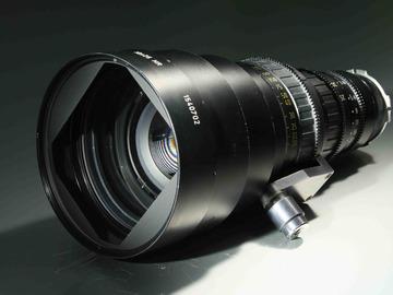 Lender: Angenieux HR Zoom lens T3.5 25-250mm