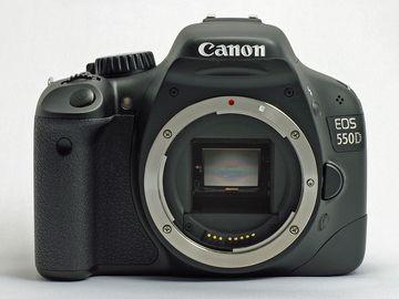 Lender: Canon eos 550d