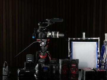 Lender: Canon C300MKiii Package
