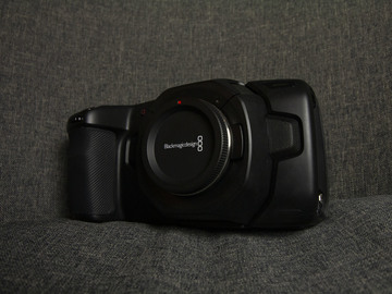 Udlejer: Blackmagic Pocket Cinema Camera 4K