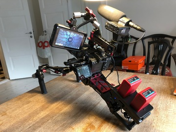 Udlejer: Zacuto A7Siii Rig