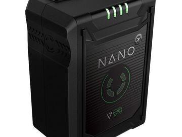 Lender: 4 X V Lock Batterier (100wh)