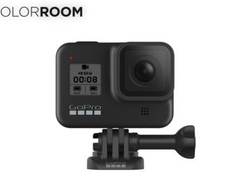 Lender: GoPro HERO8 Black m. Tilbehør