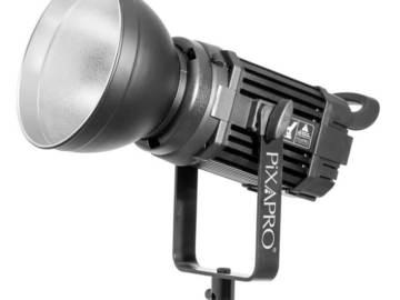 Lender: Pixapro 100Bmkiii LED