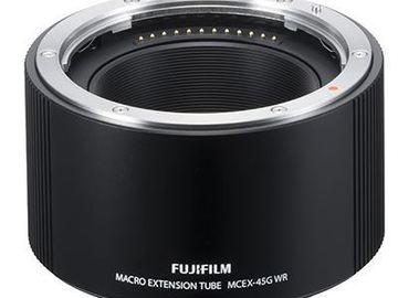 Lender: Fujifilm MCEX Macro Extension Tube 45G WR