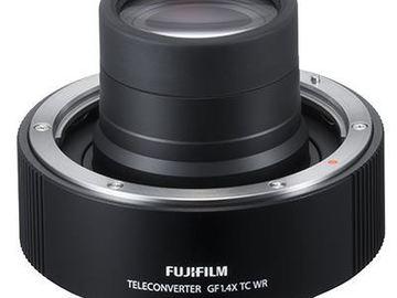 Lender: Fujifilm GF 1.4x TC WR Teleconverter