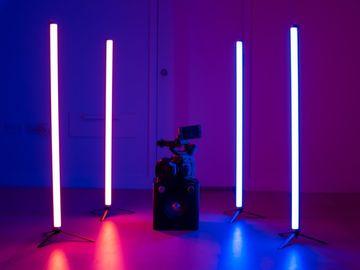 Lender: 8x Astera AX1 LED Tubes with AsteraBox