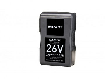 Vermieter: 26v Vlock Nanlite