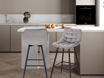 Lender: 2x Stage Stools - WOLTU Bar Stools Stage chair