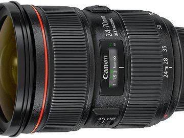 Lender: Canon EF 24-70mm f/2.8L II USM