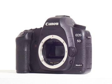 Lender: Canon 5D MKII Camera