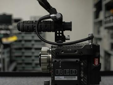 Lender: Camera/lens/tripods/microphone