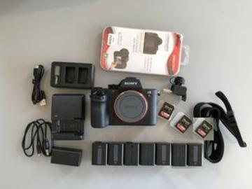 Lender: Camera Sony alpha a7sii (a7s ii, a7s 2, a7s2 mark 2 ii)