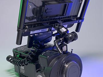 Lender: Sony FS700 RAW/ProRes pakke