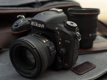 Lender: Nikon d750 with nikkor 50mm 1:1.8 G