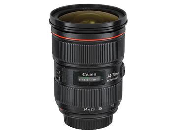 Lender: Canon EF 24-70mm F/2,8 L II USM