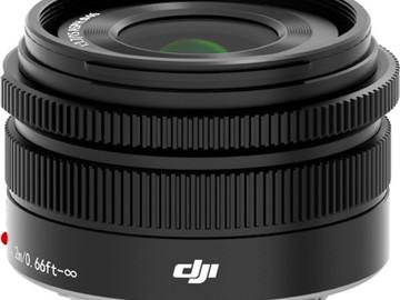 Lender: DJI MFT 15mm f/1.7 ASPH