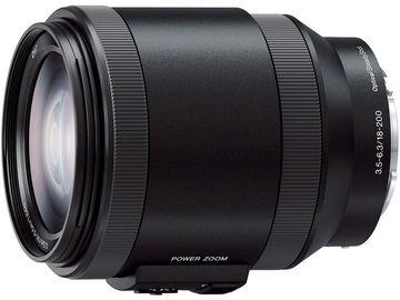 Lender: Sony E PZ 18-200mm f/3.5-6.3 OSS Lens