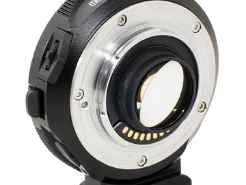 Lender: Metabones Speed Booster 0.71x Adapter for Full-Frame Canon EF-Mount Lens to Select Micro Four Thirds-Mount Cameras