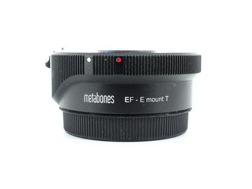 Lender: Metabones T Smart Adapter Canon EF to Sony E