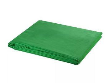 Lender: Green screen tæppe 3 x 7 meter