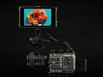 Lender: Sony FX6 Pakke m. 6 x Samyang optikker
