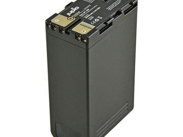 Lender: Sony BP-U90 batteri