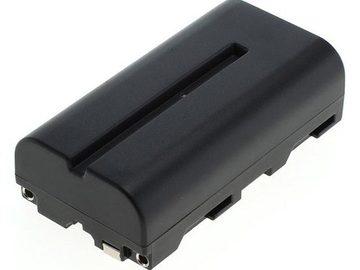 Lender: NP-F550 batteri