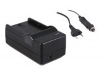 Lender: Oplader til Sony NP-F batterier