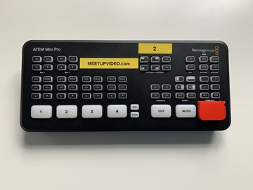 ATEM Mini Pro (Blackmagic Design) 2