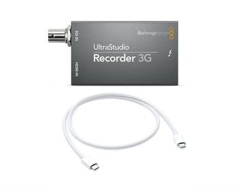 Lender: UltraStudio Recorder 3G (SDI & HDMI) with Thunderbolt 3 cable (BMD Mini Recorder)